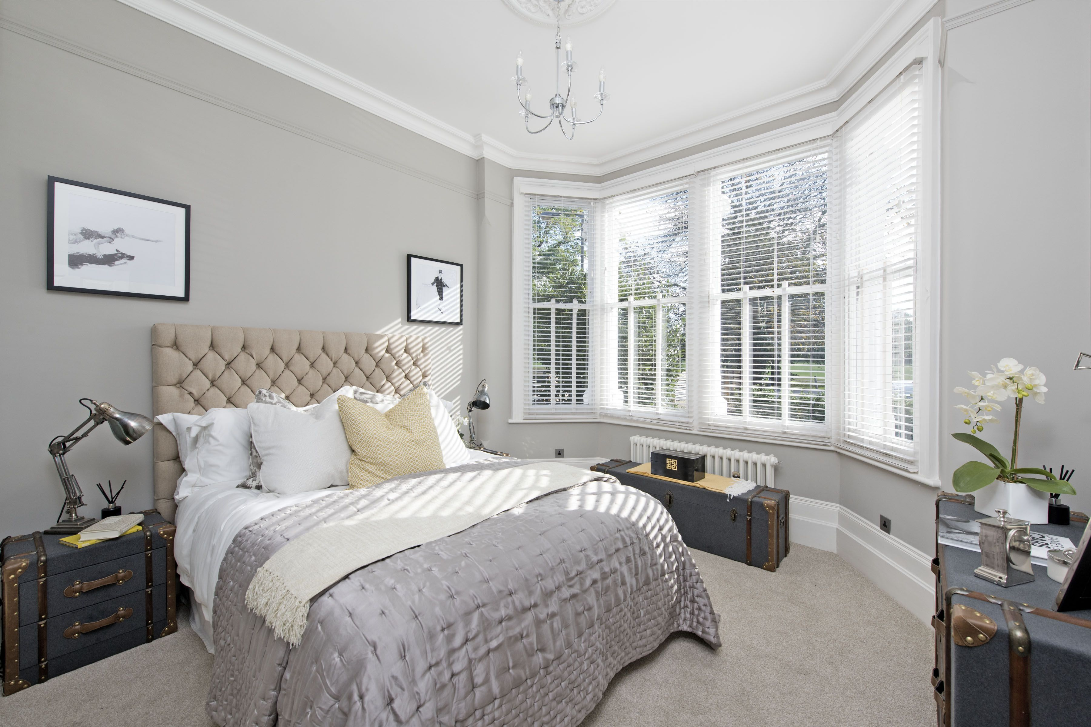 Ccns Project Master Bedroom Farrow And Ball 275 Purbeck Stone Walls