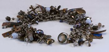 Susan Lenart Kazmer : Mixed Media Jewelry/amazing jewelry