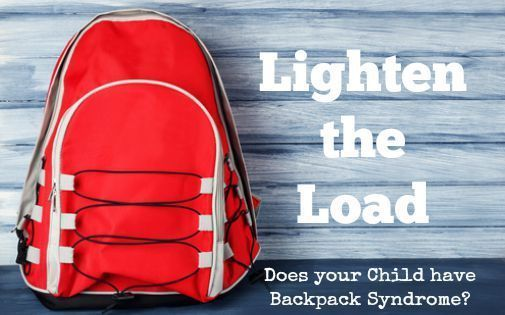 Does your child suffer from Backpack Syndrome? How do you know if their backpack is too heavy? Follow these tips to find out how to choose the appropriate backpack for your child's height and weight.