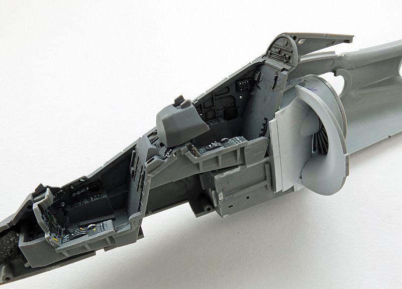 Kinetic 1:48 Harrier TAV-8S – ModelArt