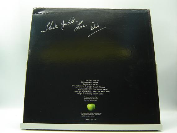 Photo of Doris Troy – Doris Troy S / T LP – Apple 1970 – Vintage Vinyl LP Plattenalbum