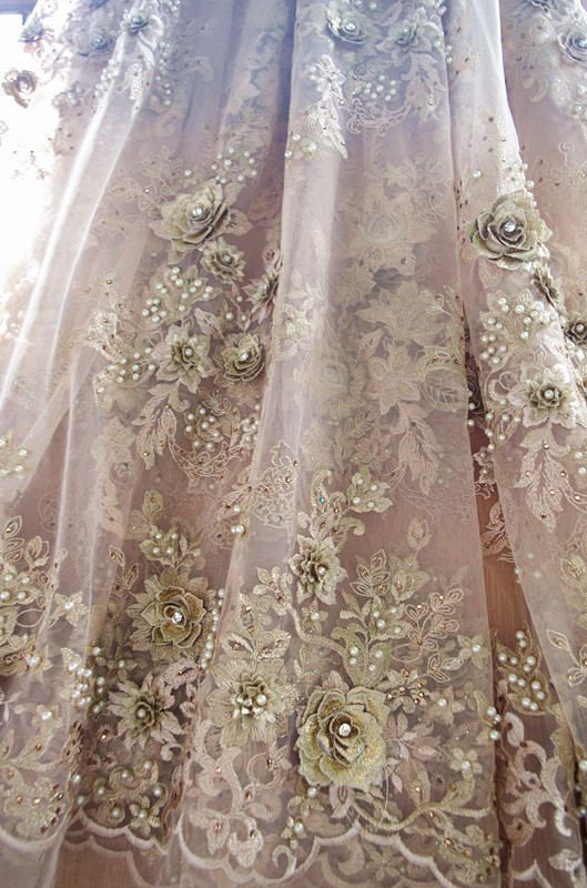metallic gold lace fabric with rhinestones 98722859d35d