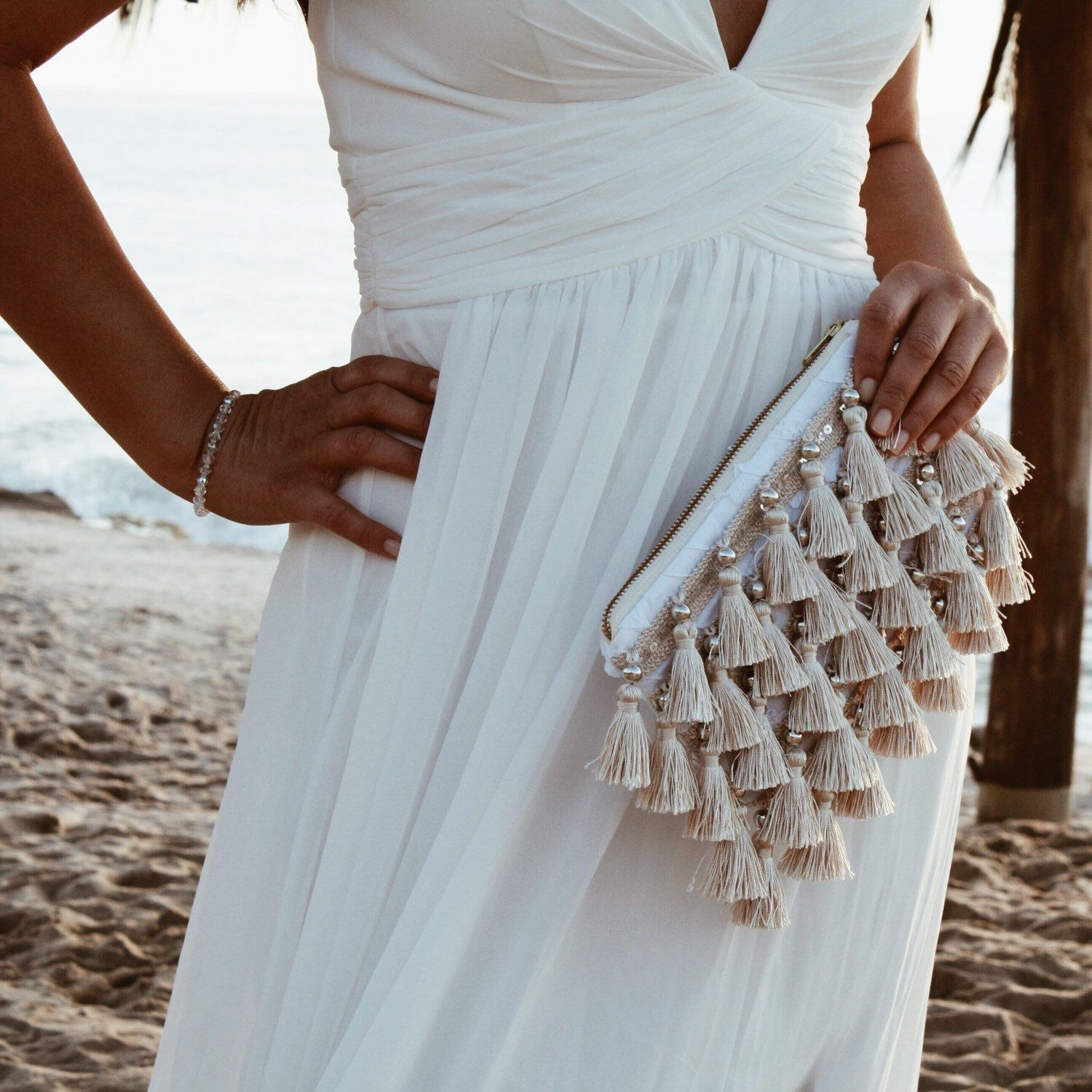 Bohemian wedding clutch | A Bohemian Heart - Boho Outfits, fashion ...