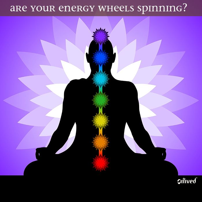 Are your energy wheels spinning?