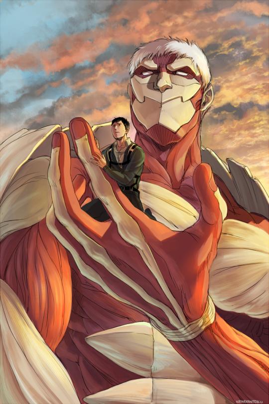 Attack on Titan / Shingeki no Kyojin / AoT / SnK | ReiBert ...
