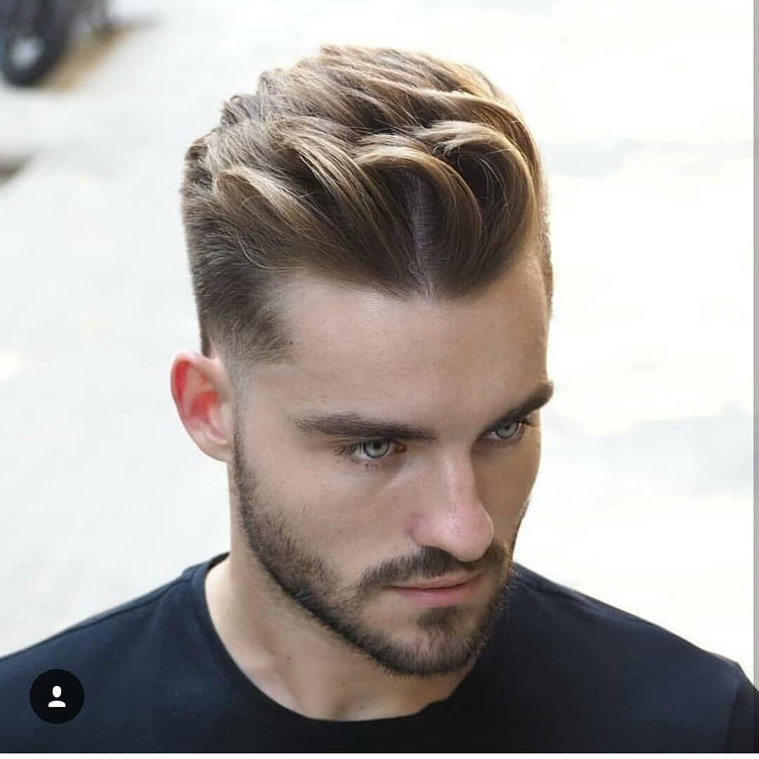 Men Hairstyles Grooming Panosundaki Pin