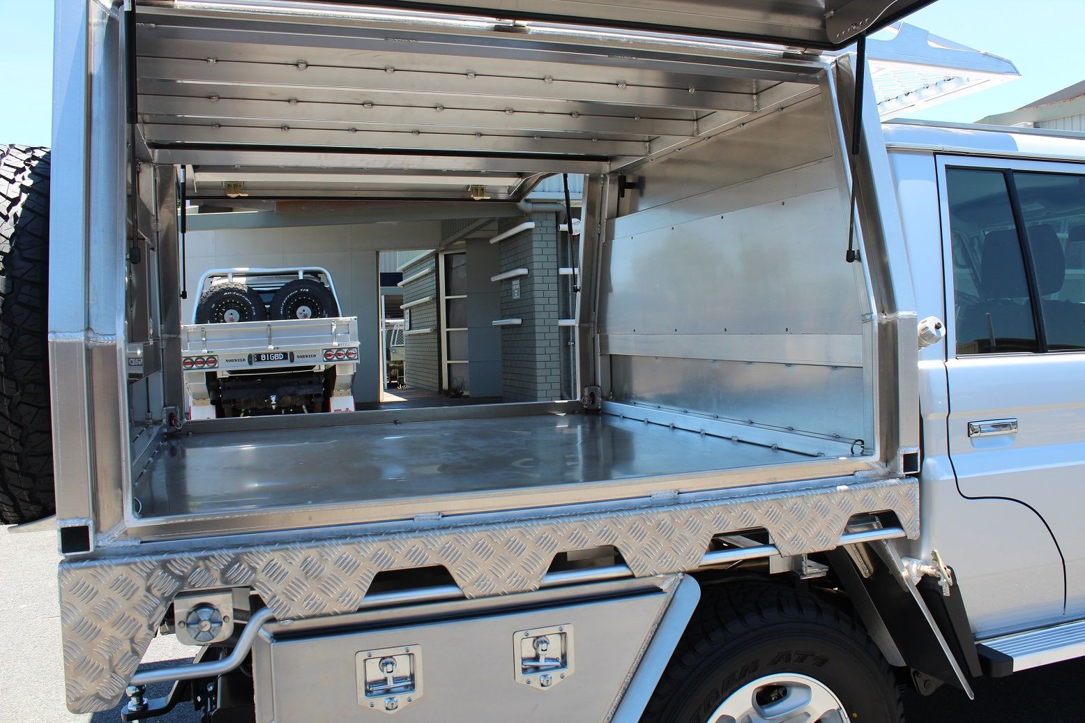Vehicle & MOTOR VEHICLE CANOPIES Norweld are the leading experts in the ...