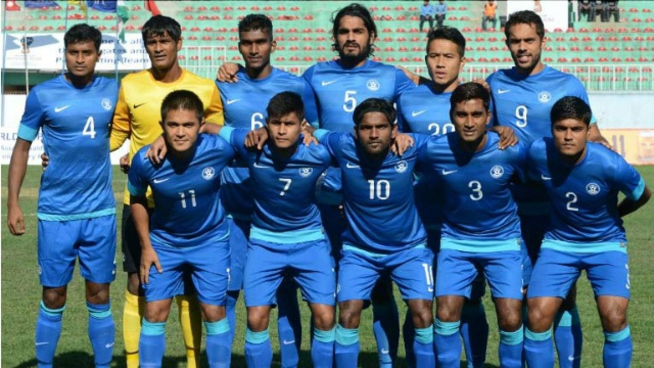Indian Football Team On Thursday Jumped 53 Spots To Come Back At The 108th Mark In The Men S Fifa World Rankings In 2020 Fifa World Cup Fifa World Cup Qualifiers