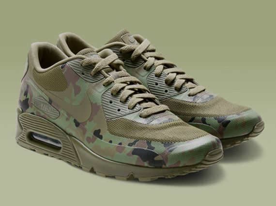 Nike Air Max Camo Collection - SneakerNews.com