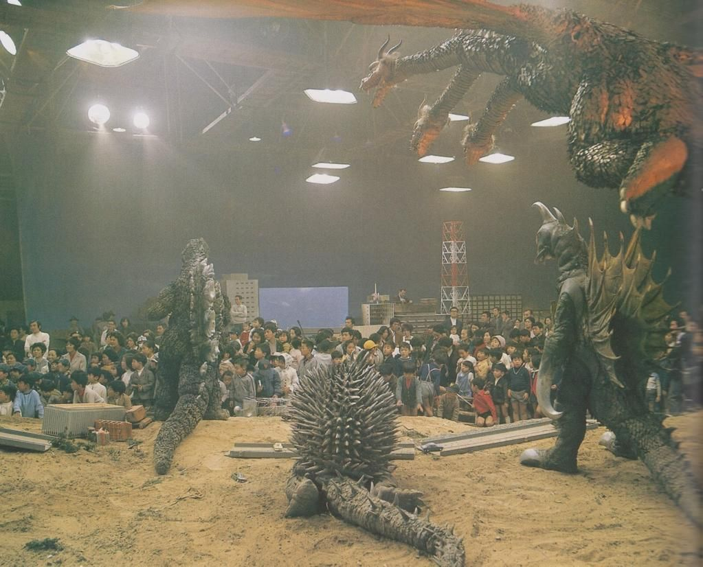 Godzilla vs. Gigan publicity photo
