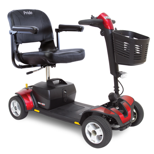 GoGo Sport 4Wheel Pride mobility, Mobility scooter
