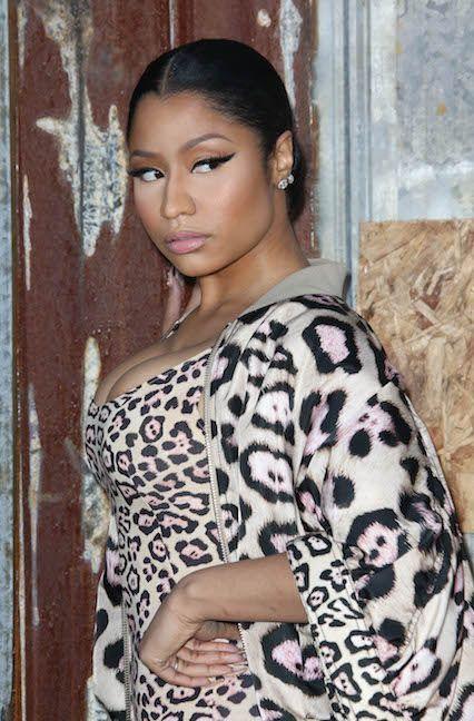 Nicki Minaj Hated That Offensive Bill Cosby Halloween Costume, Too ...