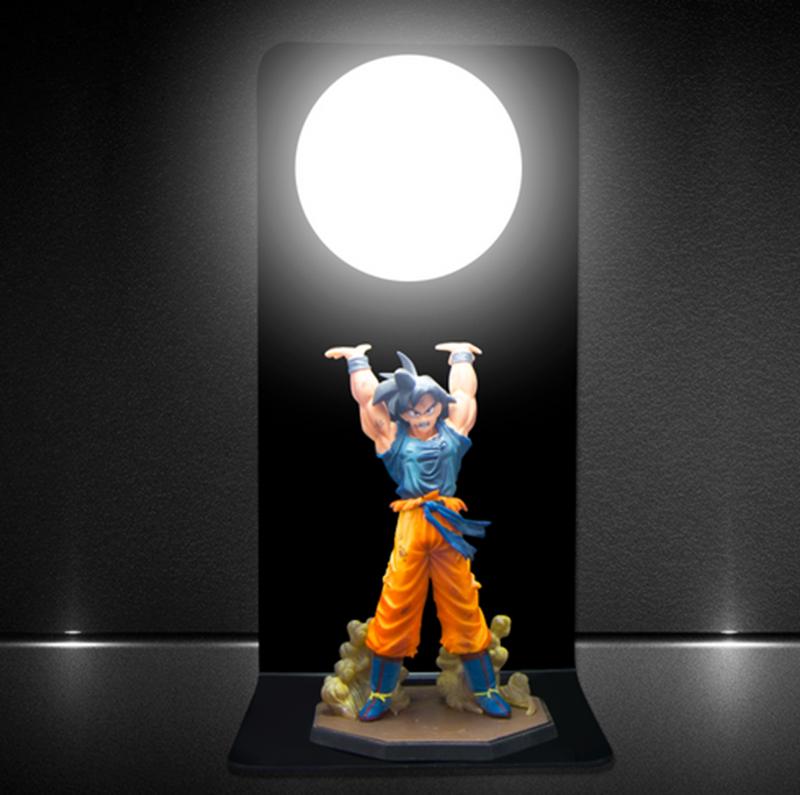 Lamp Dragon Ball Z Son Goku Genkidama Dragon Ball Dragon Ball Goku Lamp