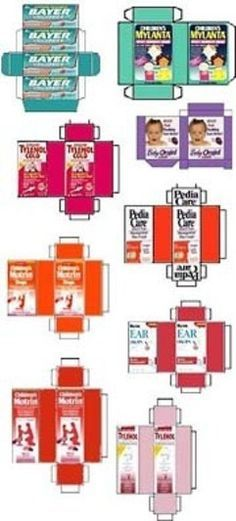 Resource image with dollhouse miniature flour bag printable
