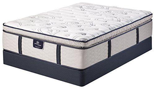 Serta Perfect Sleeper Elite Super Pillow Top Mattress Cool Action