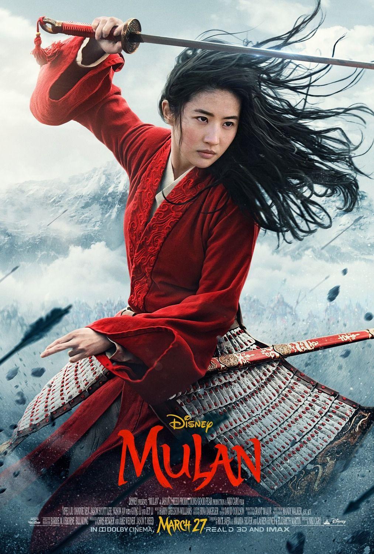Mulan Schauspieler