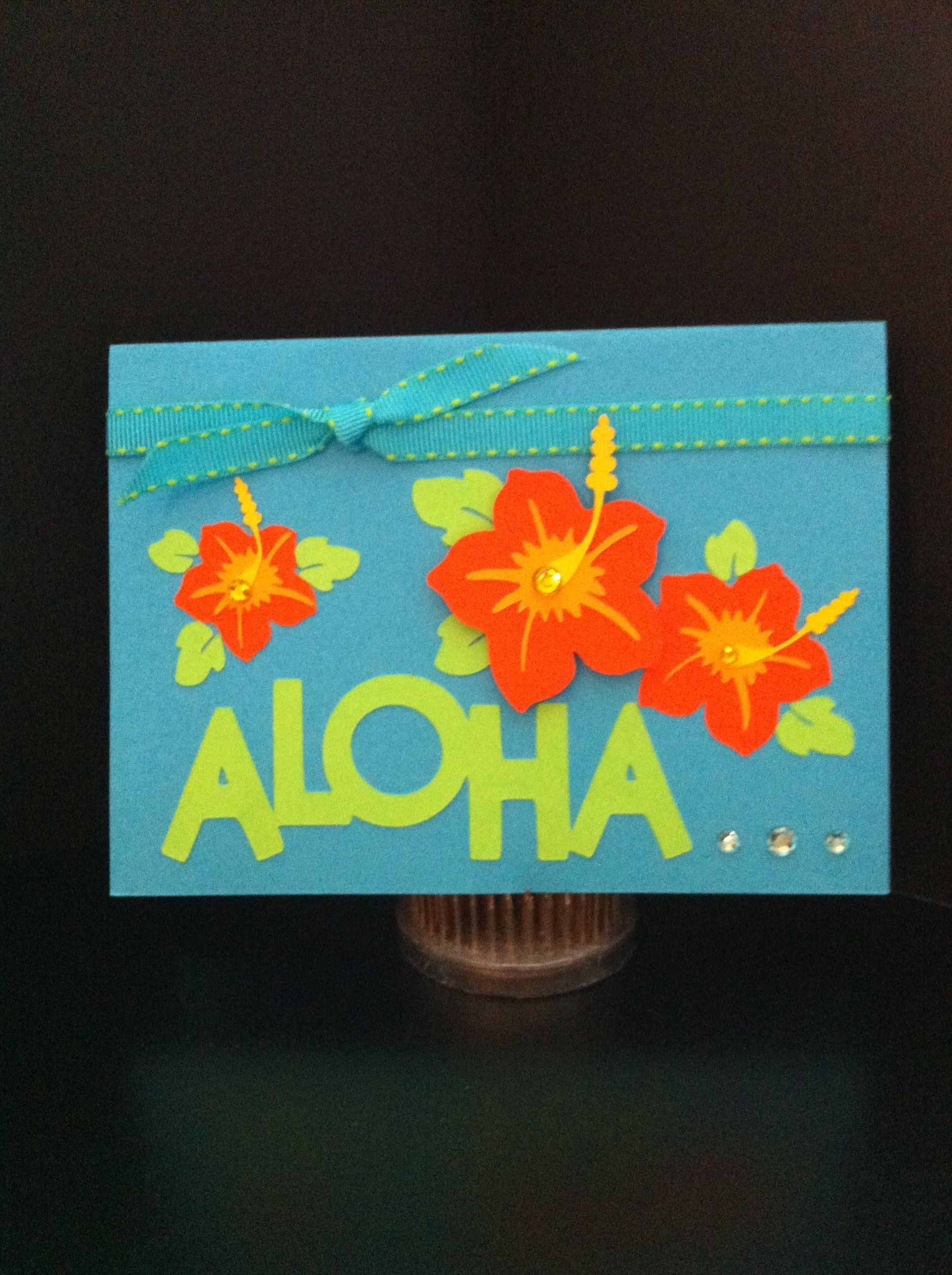 Birthday card for someone special born in hawaii done with cricut birthday card for someone special born in hawaii done with cricut lifes a beach kristyandbryce Gallery