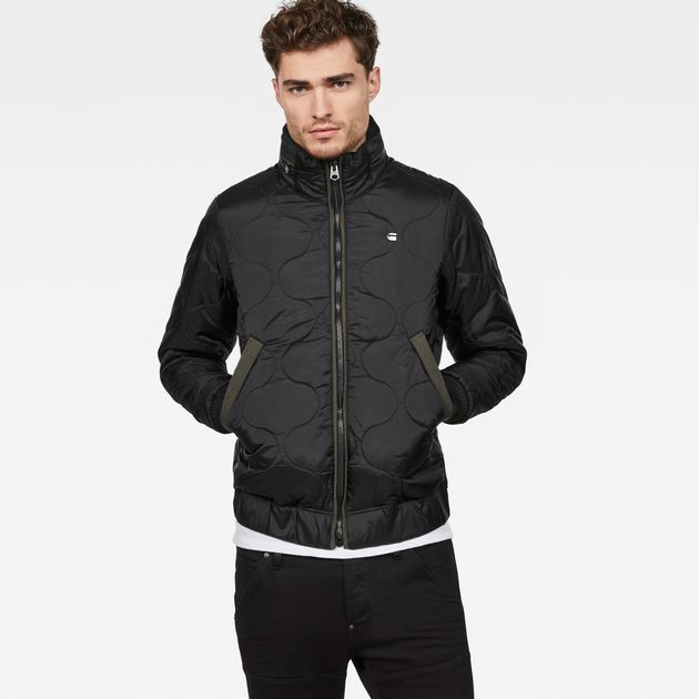 Meefic Quilted Overshirt   Jackets, G star raw, Jacket style