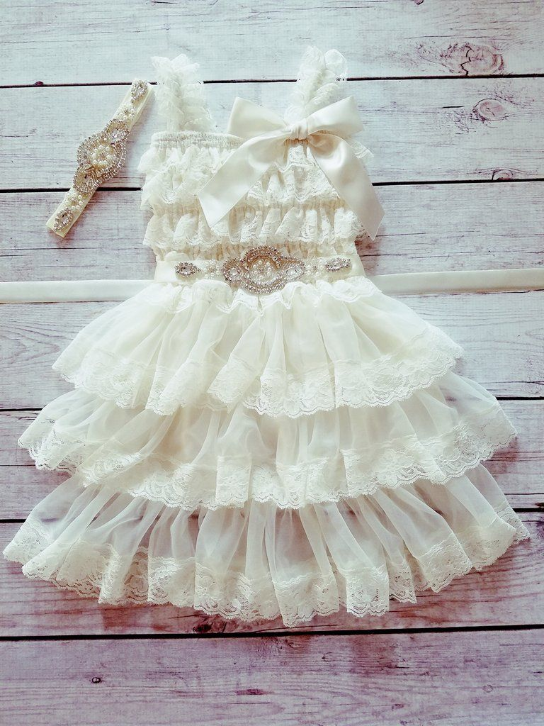 2019 year lifestyle- Girl Baby adorable petti ruffle dresses assortment
