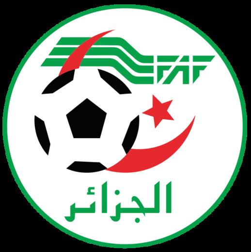 Algeria National Football Team Received A High Volume Of Edits On July 19 2019 At 01 14pm National Football Teams Soccer Logo Football Team