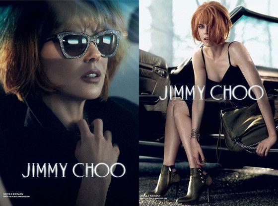 Nicole Kidman Jimmy Choo AW13