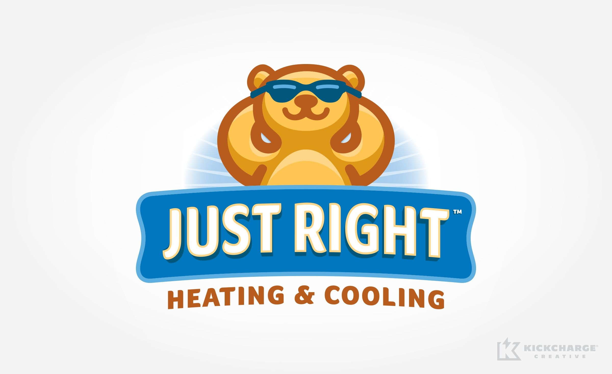 Just Right Heating Cooling Kickcharge Creative With Images