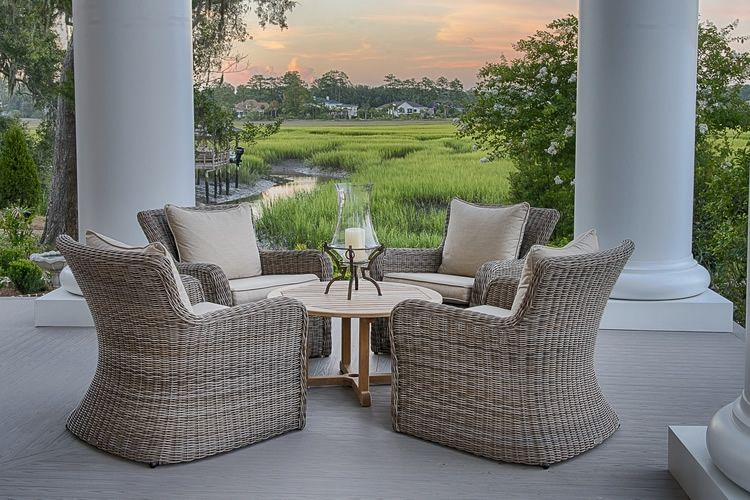 Luxury Outdoor Furniture Brands Elegant Outdoor Furniture