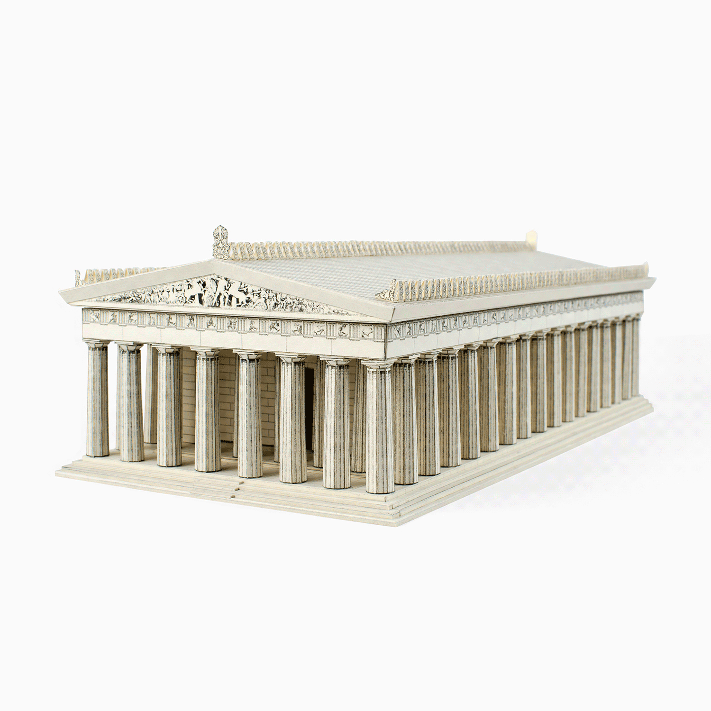 The Parthenon In