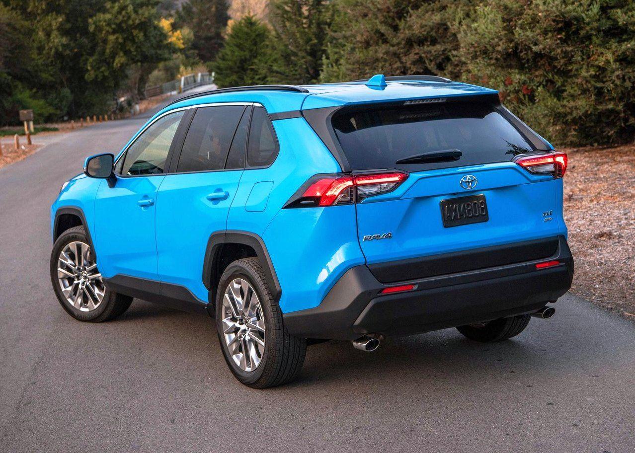 2020 Toyota Rav4 Interior Features 2019 2020 Best Suv Toyota Rav4 Interior Best Suv Toyota Rav4