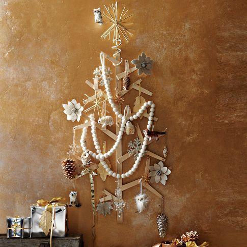 Wall Tree from West Elm... seems like a straightforward DIY