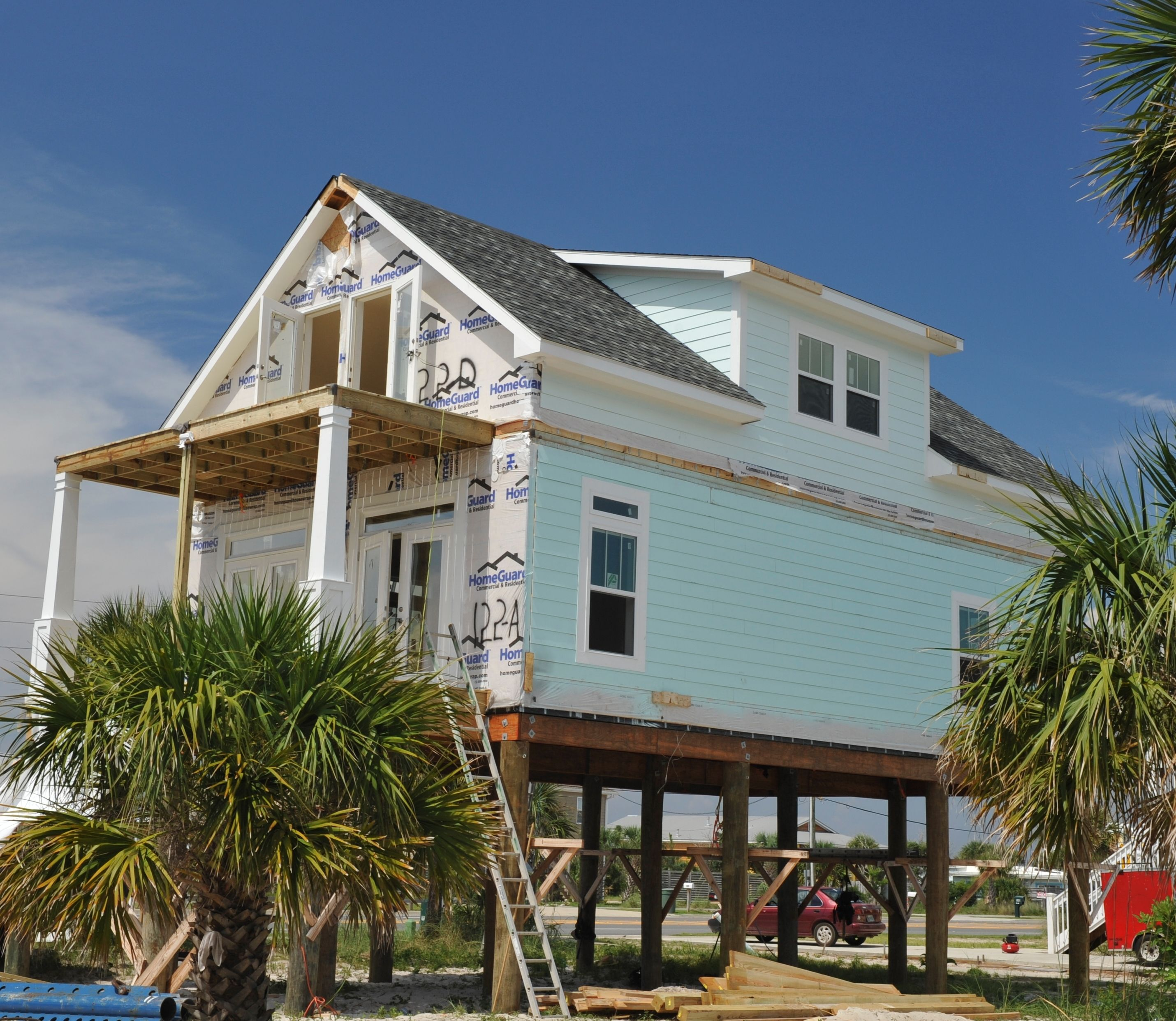Beach modular home custom built modular homes at affinity for Prefab beach homes