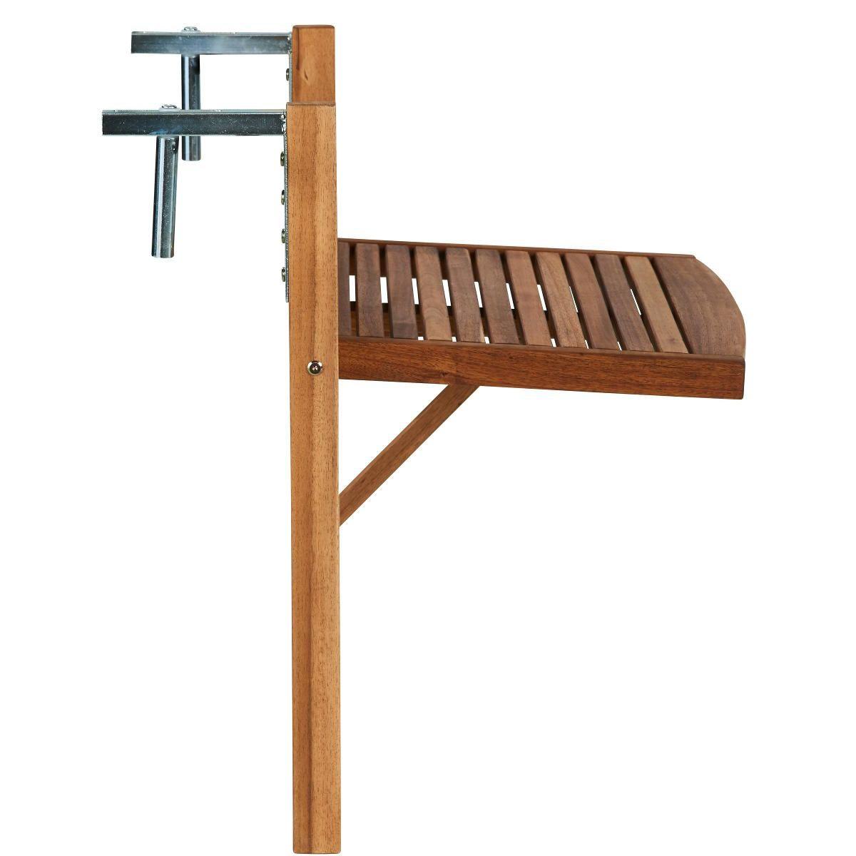 Lodge Balkon Klapptisch Klapptisch Klapptisch Holz Und