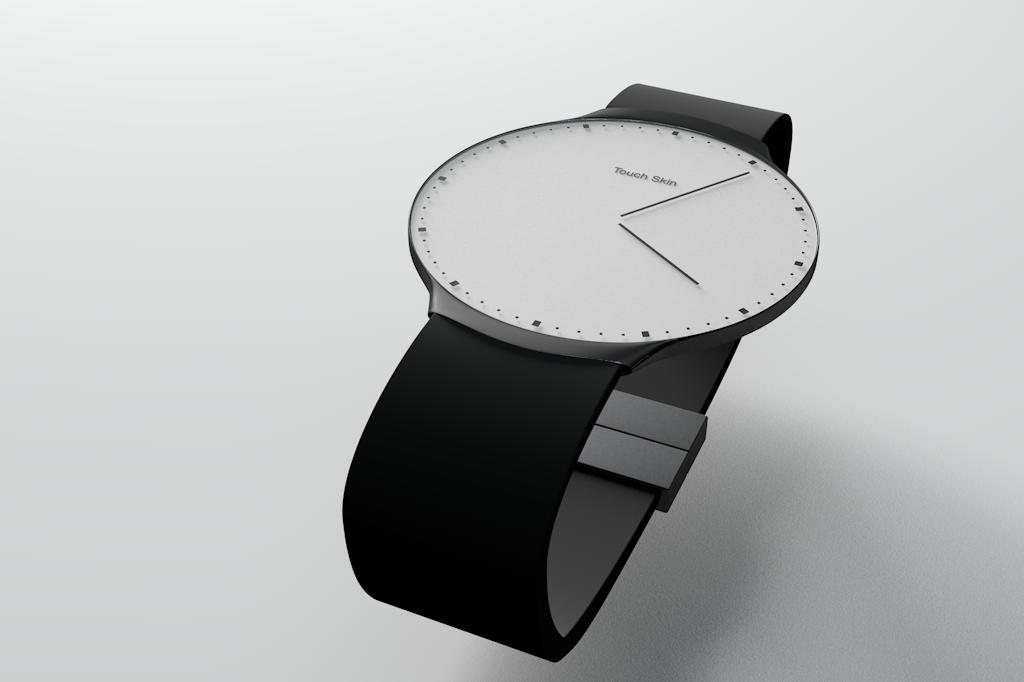Touch Skin Watch - Prototipo...