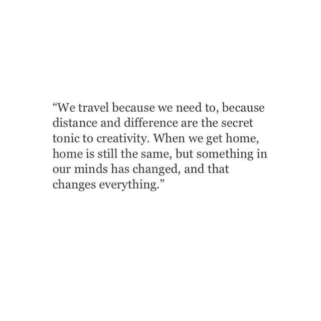It changes everything.
