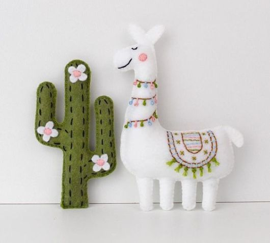 Comment faire cactus en feutrine mod les et tuterial - Decorer sa maison virtuellement gratuit ...