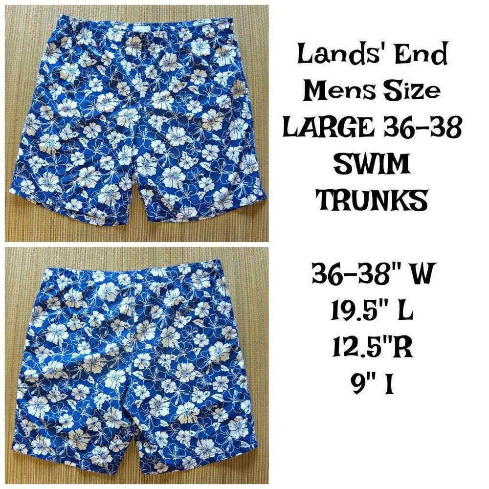 4aaf6176f0 LANDS' END Size XL (36-38