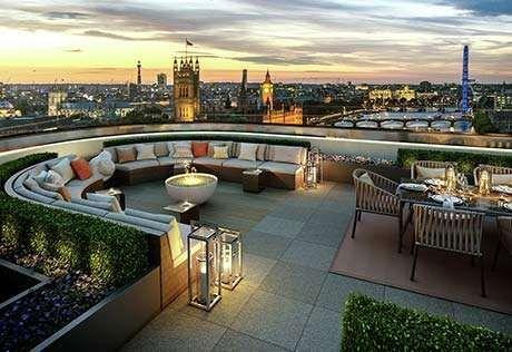 Lovely St James, The Corniche, Albert Embankment, Parliament Views, Roof Top  Terrace