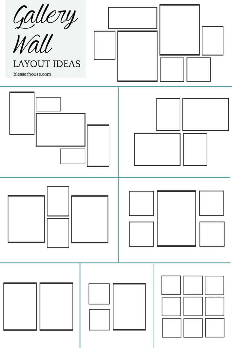 20 Creative DIY Wall Decor Ideas for Your Blank Walls - Bless'er House
