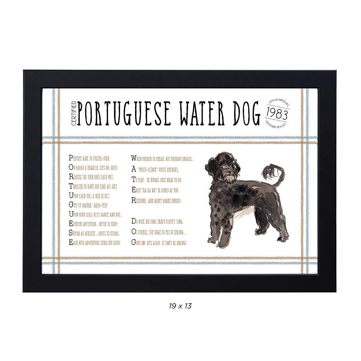 Cairn Terrier Framed Pedigree Poem Art Products In 2019