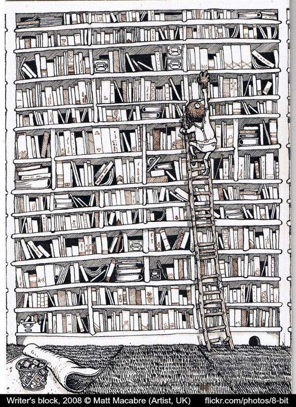 Matt Macabre Book Drawing Book Lovers Coloring Books