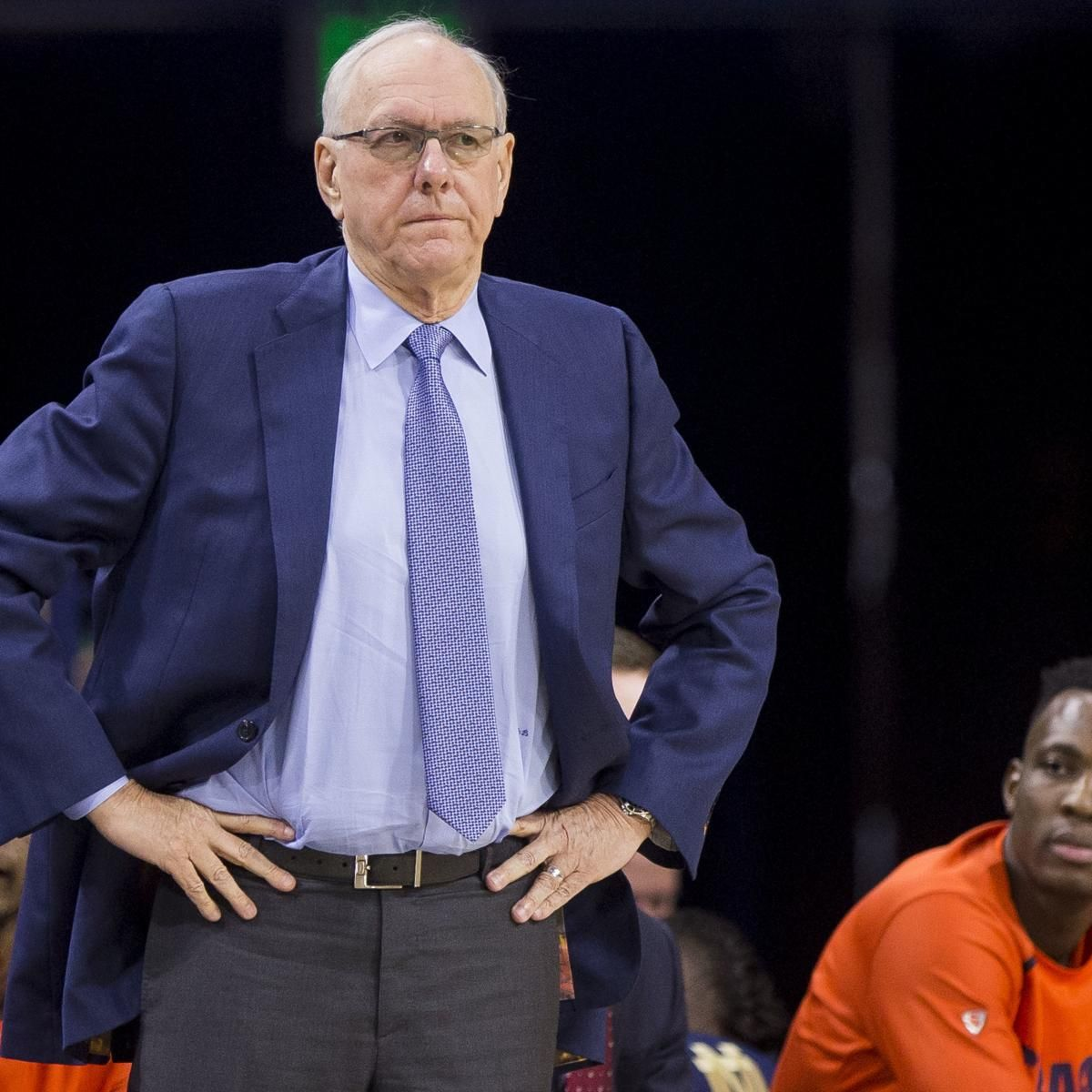 Jim Boeheim Struck Killed Man Walking Outside Vehicle On Interstate Bleacher Report Latest News Videos And Highlight Jim Boeheim Man Louisville Cardinals