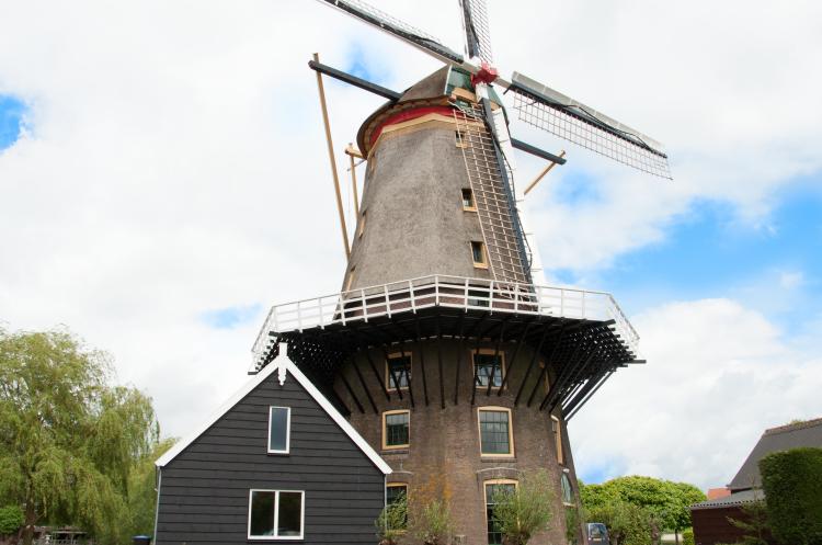 Monumentera - Locatie - Molen; Jan van Arkel