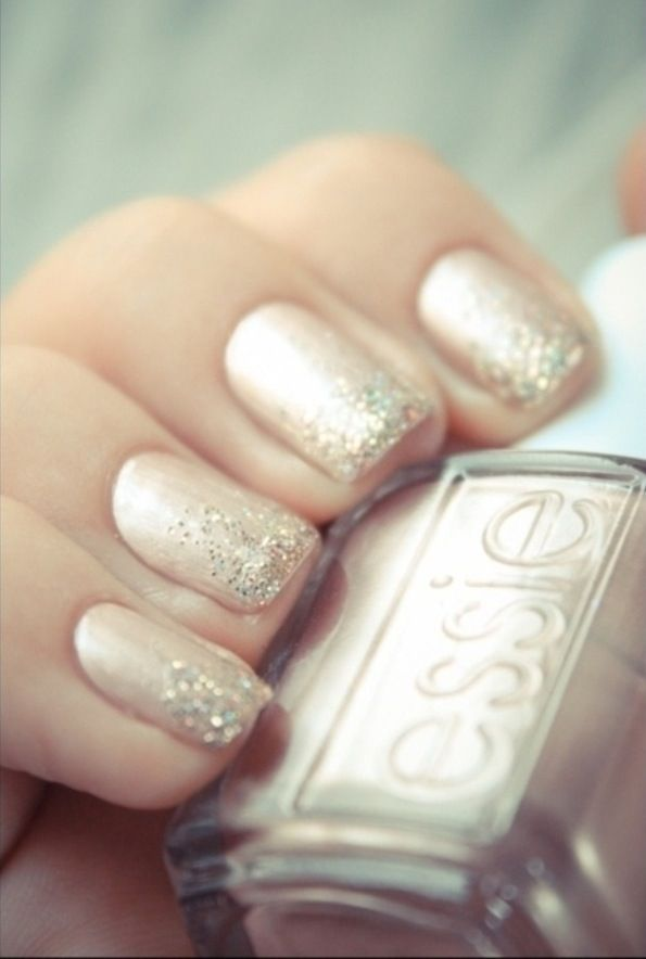 Perfect!!! Nude is the best color for a wedding and everything needs ...
