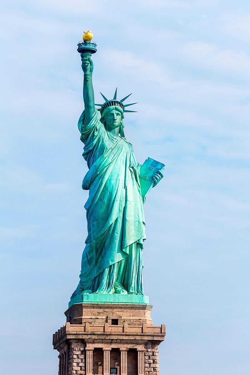 Estatua de la Libertad, USA