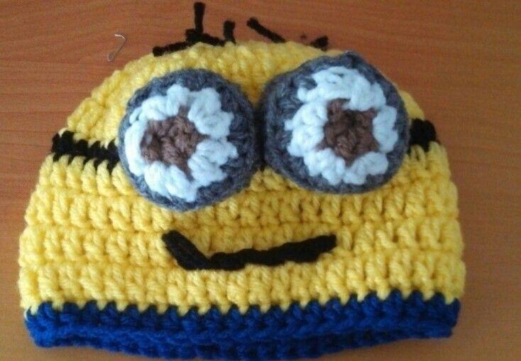 Crochet minion (pattern in you tube from Yolanda Soto Lopez)
