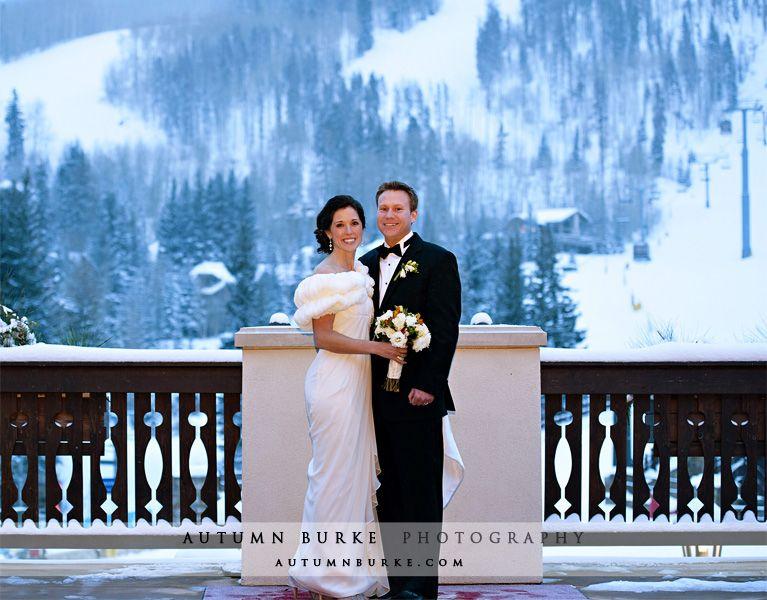 The Arrabelle In Vail Colorado Winterwedding Wedding Mountainwedding