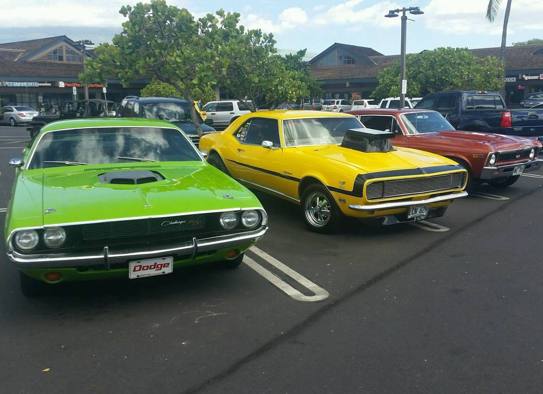 Which One Would You Drive Protecautocare Engineflush Carrepair - Muscle car repair