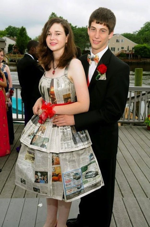 Funny Prom Dresses