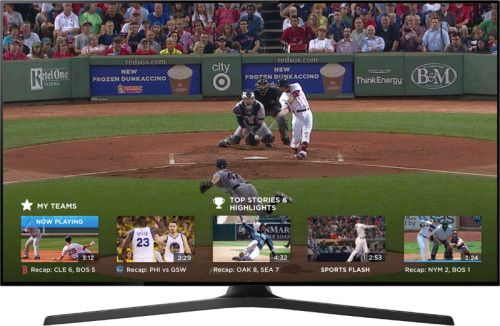 Yahoo Sports app comes to Apple TV with live streaming, news
