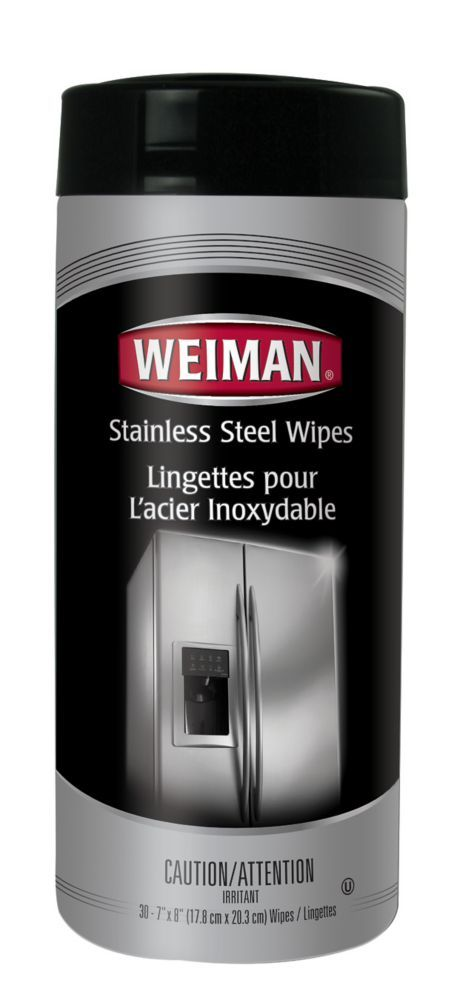 Stainless Steel Wipes 30ct Best Stainless Steel Cleaner